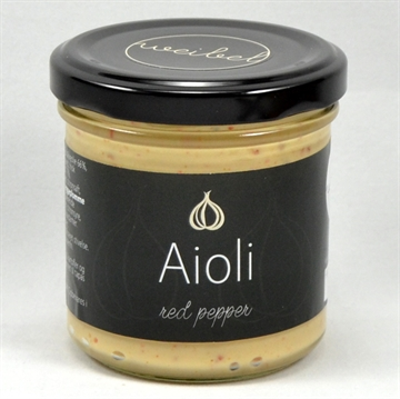 Aioli - Red pepper