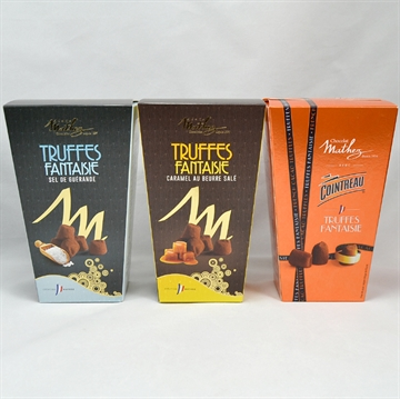 Truffles collection 200g - Sortiment P
